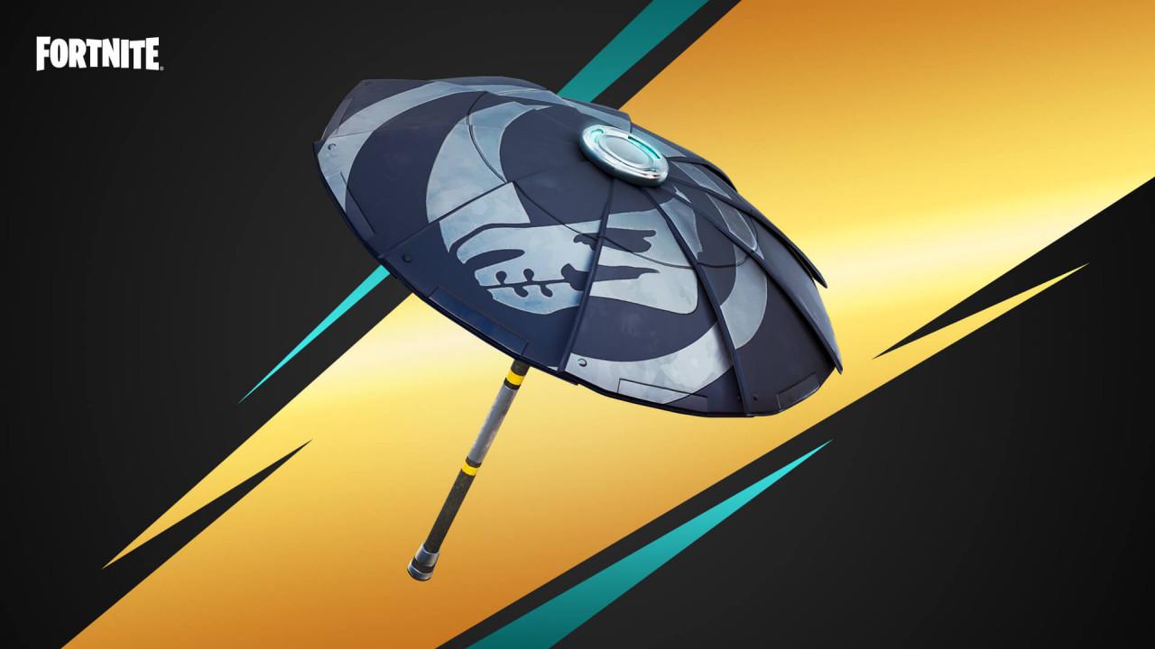 Зонт из бескара— награда временного события«Заказ Мандалорца»