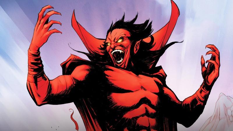 Мефистофель в комиксах Marvel