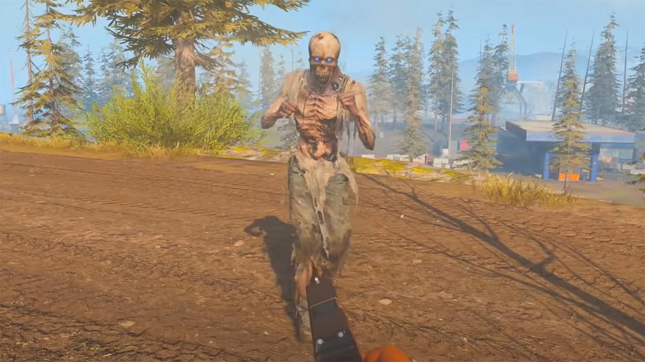 Зомби в Call of Duty: Warzone