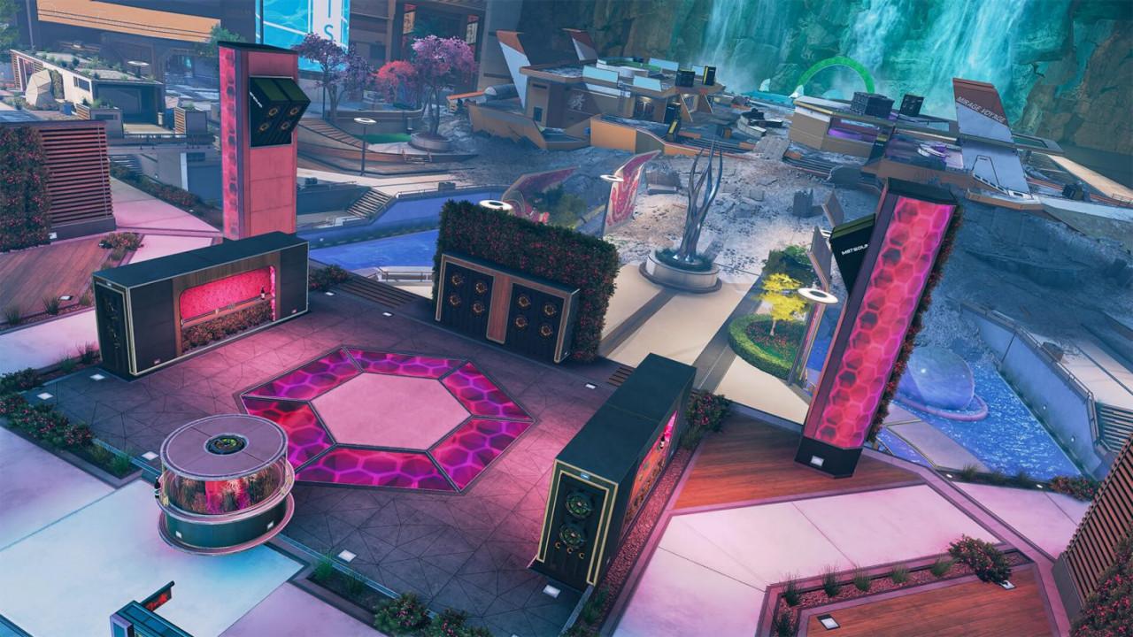 Мираж потерял контроль над своим кораблем и врезался в площадь в центре города.Типично, правда?
